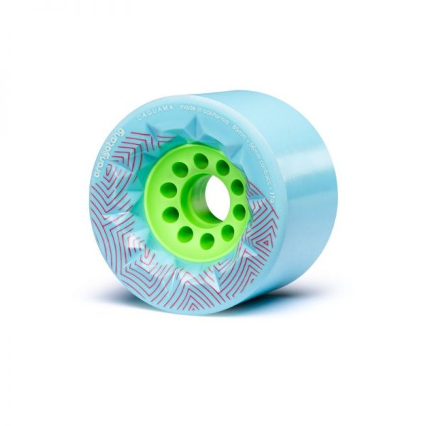 Orangatang caguama wheels blue - 85mm (set of 4 wheels)