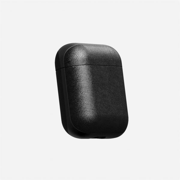 Nomad AirPods Case - Black Leather